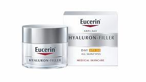 Foto de Eucerin Hyaluron-Filler se renueva con un factor de protección FPS 30