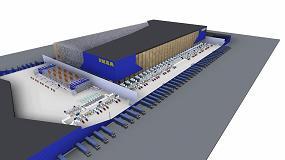 Foto de SSI Schaefer se adjudica el vanguardista centro de distribución para Ikea