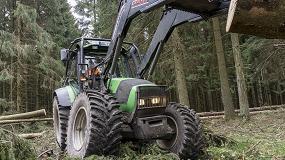 Picture of Nokian presenta un neumático para tractor con un diseño