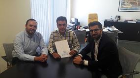 Picture of Saint- Gobain Placo y Asprosub firman un acuerdo de colaboración para producir muestras de PYL