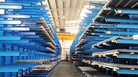Picture of thyssenkrupp Materials: mayor capacidad de almacenaje, menos reclamaciones de clientes