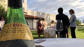 Fotografia de Masters of Wine internacionales participan en una cata de añadas históricas de Bodegas Faustino