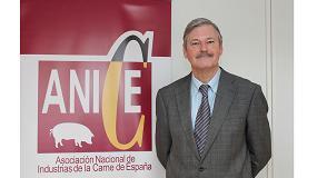 Foto de Entrevista a Miguel Huerta, secretario de la Asociación Nacional de Industrias de la Carne de España (Anice)