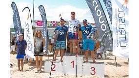 Picture of Las playas de Gandía adelantan el verano con la Sup Race Citrosol
