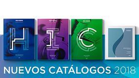 Picture of Genebre presenta los nuevos catálogos 2018