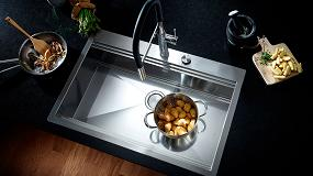 Picture of Completa el diseño de tu cocina con los nuevos fregaderos de Grohe