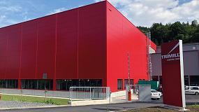 Picture of Maquinaria Márquez acude a la inauguración de la nueva planta de Trimill en la República Checa