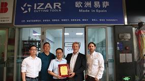 Foto de Izar abre su segunda tienda en China