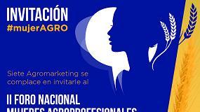Fotografia de Todo a punto para el II Foro Nacional Business Agro - Mujeres Agroprofesionales