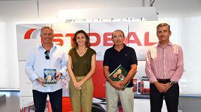 Foto de ISTOBAL renueva su patrocinio con el Cotif Promesas de fútbol