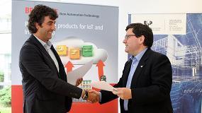 Foto de Beckhoff y la Escuela de Ingeniería de Gipuzkoa unen esfuerzos por la formación en automatización industrial
