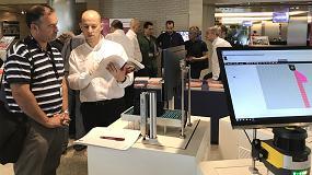 Foto de Leuze Electronic muestra sus innovadores sensores en los Integra Automation Days 2018