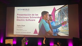 Foto de Aveva presenta en España sus últimas novedades tras la fusión con la división de software industrial de Schneider Electric