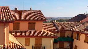 Foto de Onduline rehabilita 3,200 m2 de cubiertas en Casalarreina con el Sistema Ligero de Rehabilitación