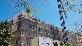 Foto de Onduline participa en la rehabilitación del primer hotel del Paseo de Colón en Sevilla, el Hotel Kivir