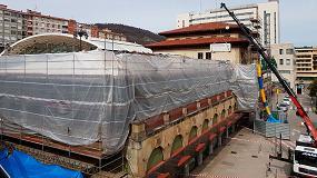 Foto de Sistema Integral Onduline para la rehabilitación integral de la cubierta de la emblemática Estación Norte de Oviedo