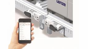 Foto de Lenze Smart Products: solución de accionamiento lista para usar en aplicaciones Start-Stop