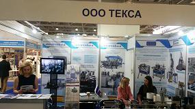Foto de Auxiemba muestra su potencial al mercado ruso