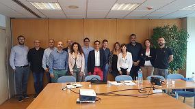 Foto de El grupo de trabajo de Omnicanalidad de Afeb se reúne en Barcelona
