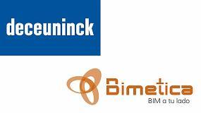 Foto de Los perfiles Deceuninck ya están disponibles para proyectos BIM