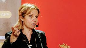 Foto de Susana Romera, directora técnica de la Escuela Superior de Aceite de Oliva