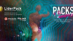 Foto de Convocados los Premios Liderpack 2018 de packaging y PLV