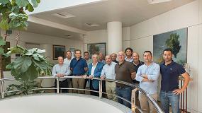 Foto de Pieralisi recibe la visita de la Cooperativa Sor Ángela de la Cruz