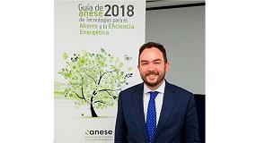 Foto de Luis Cabrera, nuevo presidente de Anese