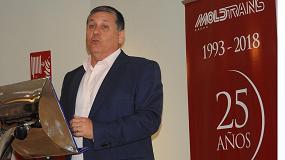Foto de La delegación del Grupo Moldtrans en Alicante celebra su 25 aniversario
