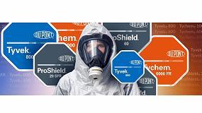 Foto de DuPont simplifica la identificación de sus marcas Tyvek, Tychem y ProShield