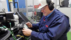 Foto de El Condition Monitoring Service de NSK permite ahorrar 34.500 euros a un fabricante de bombas