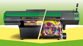 Foto de Roland DG presenta en C!Print 2018 sus nuevas soluciones de impresión UV-LED de mesa plana y cinta de tracción