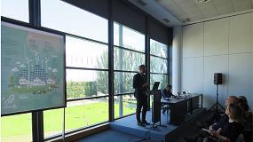 Foto de La Asociación Empresarial Eólica en Genera 2018