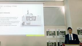 Foto de Engel presenta lo último en inyección para el sector médico en las instalaciones de Helmut Roegele