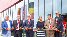 Foto de Grimme abre un nuevo almacén de recambios en Bélgica