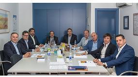 Foto de Anapat celebra la primera reunión de la nueva Junta Directiva