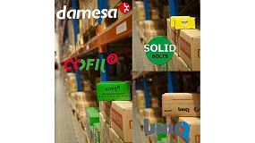 Foto de Las marcas de Damesa, fácilmente identificables gracias a sus envases