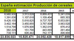 Foto de Nueva estimación de cosecha de cereales: se eleva en España y cae en Europa