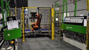 Foto de Lattuada presenta sus soluciones de gestión robótica