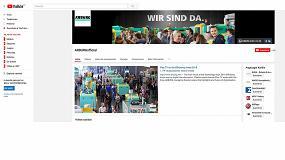 Foto de El canal de Youtube de Arburg logra dos millones de visitas