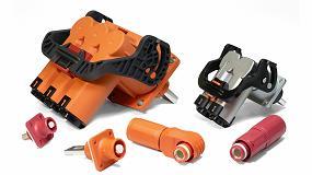 Foto de RS Components presenta dispositivos de conectividad de alta potencia de Amphenol para vehículos híbridos y eléctricos