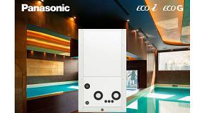 Foto de La nueva Serie 5 de intercambiadores de calor de agua de Panasonic ofrece una solución de ACS de alto rendimiento