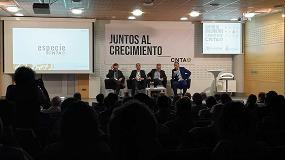 Foto de Cerca de 100 representantes de la industria alimentaria se dan cita en CNTA para hablar de crecimiento