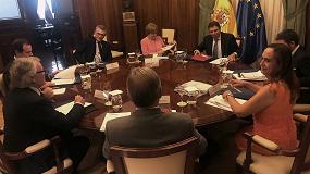 Foto de El sector pesquero traslada al ministro Luis Planas su preocupación ante los desafíos de la aplicación de la PPC