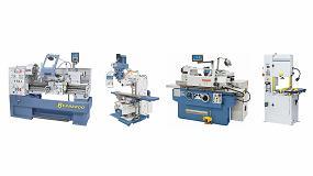 Foto de El más amplio catálogo de máquinas convencionales para metal con Orpi y Bernardo