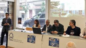 Foto de Jornada BioEconomic 'La metodología BIM y la certificación BREEAM', en el COAG de A Coruña