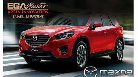 Foto de Mazda México también elige las herramientas Ega Master