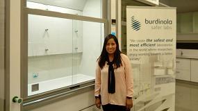 Foto de Burdinola inaugura nueva oficina en Perú