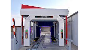 Foto de ISTOBAL presentará en Automechanika 2018 su nuevo túnel de lavado y secado