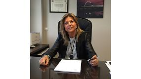 Foto de Pilar Vázquez, presidenta de Anfalum, nombrada vocal del consejo de orientación estratégica del Icex